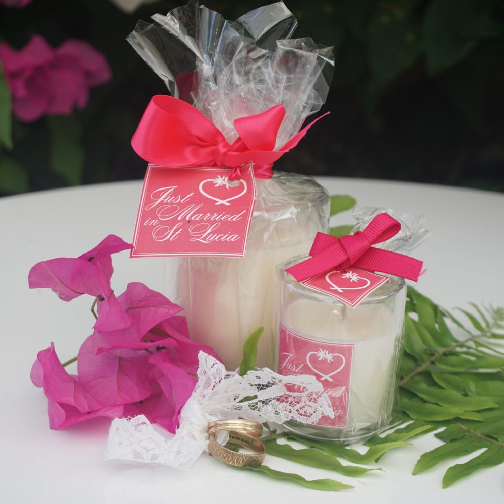 Wedding Candles & Soaps – St Lucia Candles, Soaps, Body Lotions ...